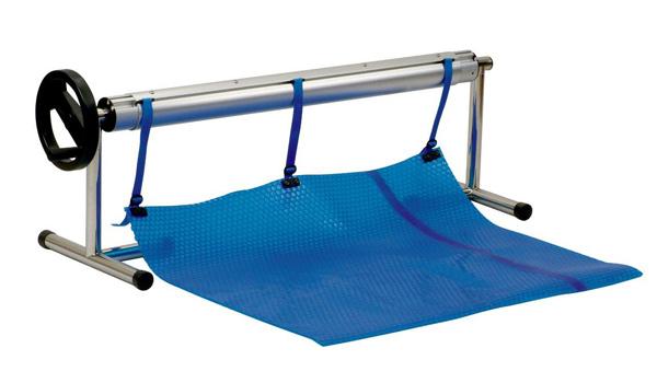 Teleskopski uređaji za namatanje bazenskih prekrivača